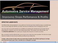 Effective Labor Rate Workbook