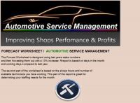 Sales Forecasting Workbook