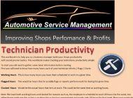 Technician Productivity Workbook